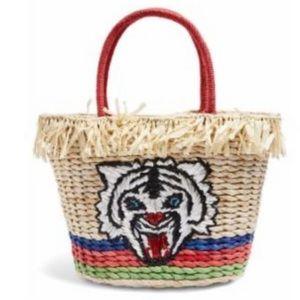 Topshop Briger Tiger Tote Bag